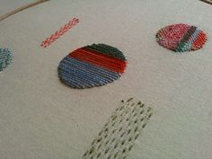 Hannah Lamb: Darning on the surface