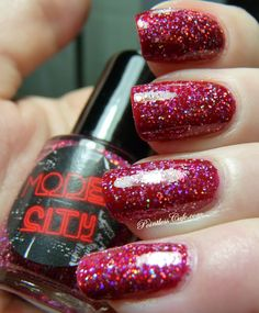 Model City Polish Red Spinel
