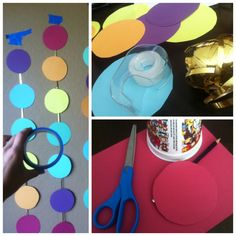 DIY photo booth...ps Sam Moran made this! Perfect for teen fashion birthday parties.