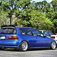 Hatches EG JDM CIVIC