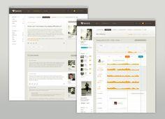 Dynamic Page Template Web Design, App Design Inspiration, User Interface Design, Dashboards, Interactive Design, Clean Design, Data Visualization, White Space, Ui Ux