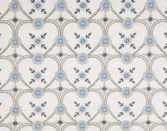 Bellevalia Pierre Frey Fabric, Motif Design, Decoration, Fabric Patterns, Window Treatments, Upholstery, Textiles, Quilts, Blanket