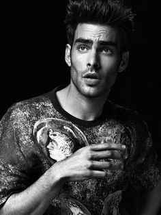 Jon Kortajarena by Greg Swales for Dress To Kill Men