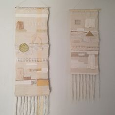 Maryanne Moodie - love the soft colors & the gold triangle