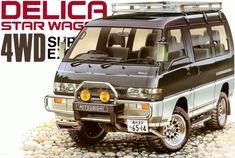 三菱 デリカ スターワゴン /  MITSUBISHI DELICA STAR WAGON