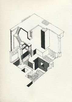 Illustrator and painter Andrew DeGraff is working on a series of sketches of unfinished construction sites with a surreal twist. The axonometric drawings are simple and effective in showing the imagined reality behind the fences of a construction site as well as the expectations for the possible...