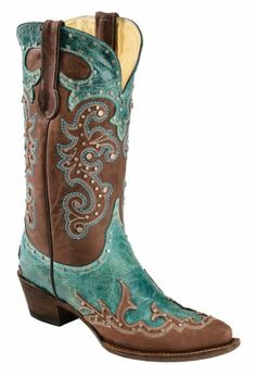 Ferrini Country Belle Cowgirl Boots - Snip Toe - Sheplers