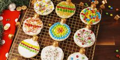 Add these to your long list of must make Christmas cookies.