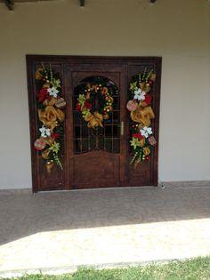 Puertas de Navidad