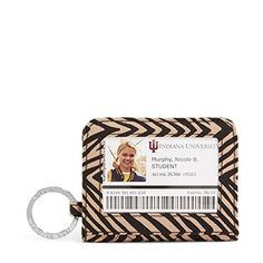 Vera Bradley Campus Double ID in Zebra >>> Check this awesome product by going to the link at the image.