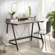 Our Best Home Office Furniture Deals Office Furniture Stores, Furniture Deals, Living Room Furniture, Living Room Desk, Home Office Design, Home Office Decor, Home Decor, Office Ideas, Office Table