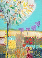 Singing Birds by Annabel Burton