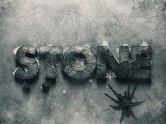 Stone and Rock Photoshop Styles | PSDDude