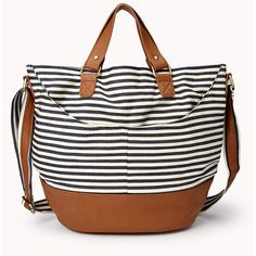 0d86c92d6f16 FOREVER 21 Americana Railroad Tote ( 25) ❤ liked on Polyvore featuring bags