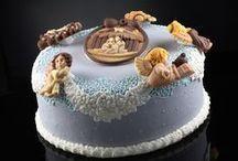 Cakes / Tante idee per Cakes e Cupcakes www.decosil.it.  / di decosil Stampi per pasticceri