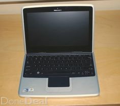 "Nokia Booklet 3G 10.1""  Netbook Laptop"