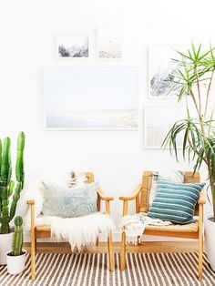 Summer style is beckoning! Why note play off of those warm desert hues and create a truly stylish, Beachy Boho interior!