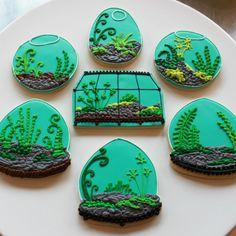 Terrarium Cookies