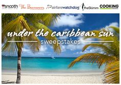 Win a trip to the Caribbean! http://www.snooth.com/sweeps/under-sun-sweeps/?&refuid=867452  Ends 1-23-15