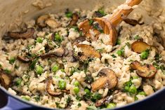 13 Easy Stuffed Mushroom Recipes - How To Make the Best Stuffed Mushrooms Rice Recipes, Vegetarian Recipes, Dinner Recipes, Cooking Recipes, Healthy Recipes, Vegetable Recipes, Dinner Ideas, Vegetarian Dinners, Vegetable Dishes
