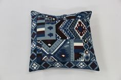 Hand made Cushion Cover from Vintage Handicrafts
