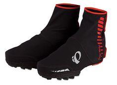 Shoe Covers 177863: Pearl Izumi Elite Softshell Mtb Bike Shoe Covers Booties Black - 2Xl BUY IT NOW ONLY: $69.95
