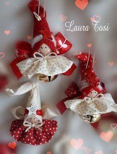 Best 12 Alberta Hoff's 744 media content and analytics – SkillOfKing. Diy Christmas Angel Ornaments, Christmas Fairy, Etsy Christmas, Christmas Mantels, Christmas Bells, Diy Christmas Gifts, Christmas Projects, Christmas Wreaths, Christmas Decorations