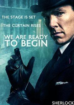 Sherlock Special : 遂に! - The Game is Afoot via blog.goo.ne.jp