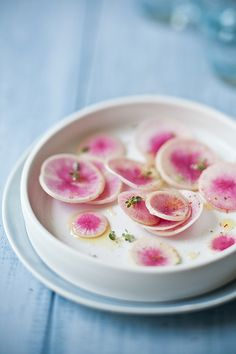 Watermelon Radishes by tartelette, via Flickr