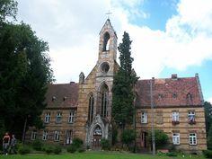 Lubomierz -  kościół poewangelicki