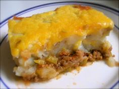 Quick and easy Shepherd's Pie recipe. Hubby requested this the other night.