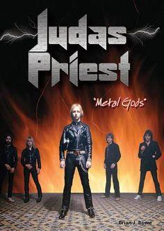 Judas+Priest:+Metal+Gods