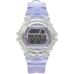 41242d6f985c G Shock Baby G Blue Digital Watch - always wanted one