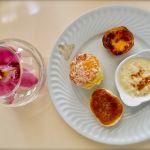 Portuguese pastries - Four Seasons Hotel Ritz Lisbon