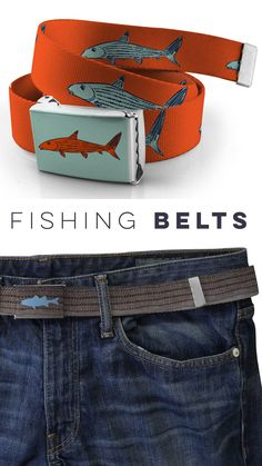 Stylish fly fishing belts here! Fly Fishing Gifts, Fishing Stuff, Fishing Shorts, Coach Gifts, Dapper Men, Sports Gifts, Cool Socks, Track And Field, Personalized Jewelry