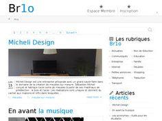 Br1o plateforme de communication pour site internet