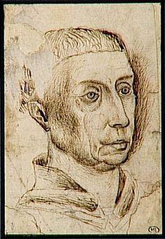 Retrato de Felipe el Bueno - Rogier van der Weyden