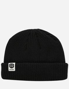 Depot2 Berlin - Dock Beanie Small Logo black