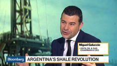 Vista Oil & Gas' Miguel Galuccio on Argentina's Shale Revolution https://www.bloomberg.com/news/videos/2018-03-09/vista-oil-gas-miguel-galuccio-on-argentina-s-shale-revolution-video?cmpId=flipboard