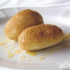 Pane di castagne Pane, Hot Dog Buns, Pizza, Bread, Brot, Baking, Breads, Buns