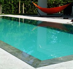 Blog on pinterest for Piscine a debordement effet miroir