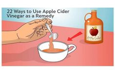 You Can Thank Us Later – 22 Ways to Use Apple Cider Vinegar as a Remedy