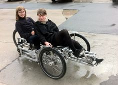 No-weld, easy build, DIY, recumbent trike - Anyone interested in this project?