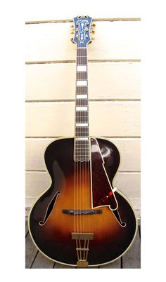 1935 D' Angelico Excel archtop