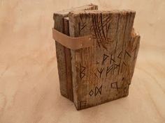 Creative wood cover