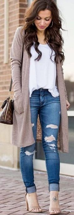45 Fashion Forward Fall Outfits You Need / 32 #Fall #Outfits