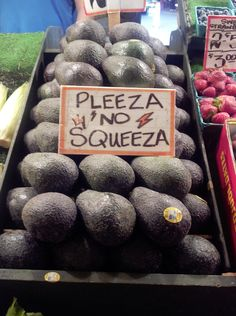 Delicious avocados at a high stall. International Recipes, International Market, Seattle Neighborhoods, Chocolate Covered Cherries, Vegan Humor, Pike Place Market, Artisan Cheese, Fresh Market, Specialty Foods