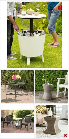 Shop Target for patio accent table you will love at great low prices. Free shipping on orders of $35+ or free same-day pick-up in store.