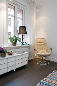 A Charming Swedish Apartment   Trendland: Fashion Blog & Trend Magazine