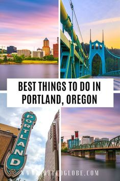 Explore weird and quirky things to do in Portland, Oregon. Recommendations on what to eat in Portland and where to stay. Must-see attractions in Portland #portland #usa #travel #oregon #westcoast via @dottedglobe | things to do in portland | portland travel guide | visit portland | what to do in portland | portland Oregon things to do | best places to visit in portland | portland attractions | portland is weird | portlandia | portland travel tips | portland rose city | Willamette river |Mt…